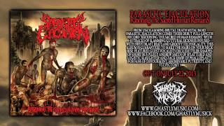 "[GM011/2013] Parasitic Ejaculation - ""Rationing The Sacred Human Remains"" is out on July 22, 2013."