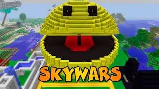 LOS MÁS VALIENTES!! - SKYWARS c/ Vegetta | Minecraft