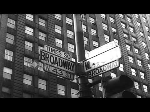 Dr. Barbara Moore walks from San Francisco to New York covering a distance of 3,3...HD Stock Footage