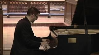 Senekeremian plays Scriabin - Piano Sonata No.  9, Op. 68