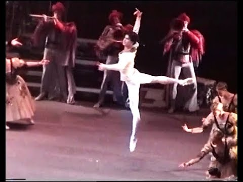 Tsiskaridze as Siegfried - Swan Lake Bolshoi Ballet