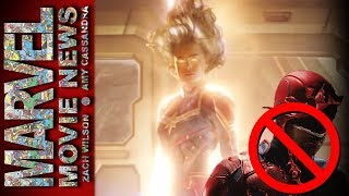 Captain Marvel Trailer, Daredevil Cancelled (?!?), and More! - Marvel Movie News