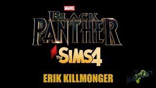 النمر الأسود إنشاء-A-Sim EP. 1 | Michael B. Jordan كما إريك Killmonger