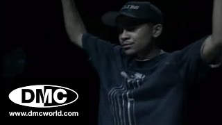DJ Craze (USA) DMC World Champion 1998 -- Winning Set www.dmcworld....