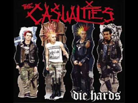 The Casualties - Get Off My Back