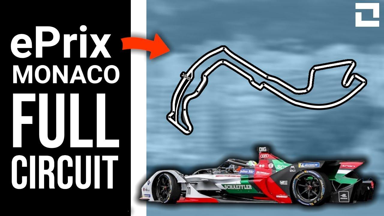 Formula E Mod Monaco GP Assetto Corsa