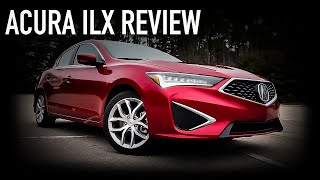 2019/2020 Acura ILX Review | Luxury Car on a Budget