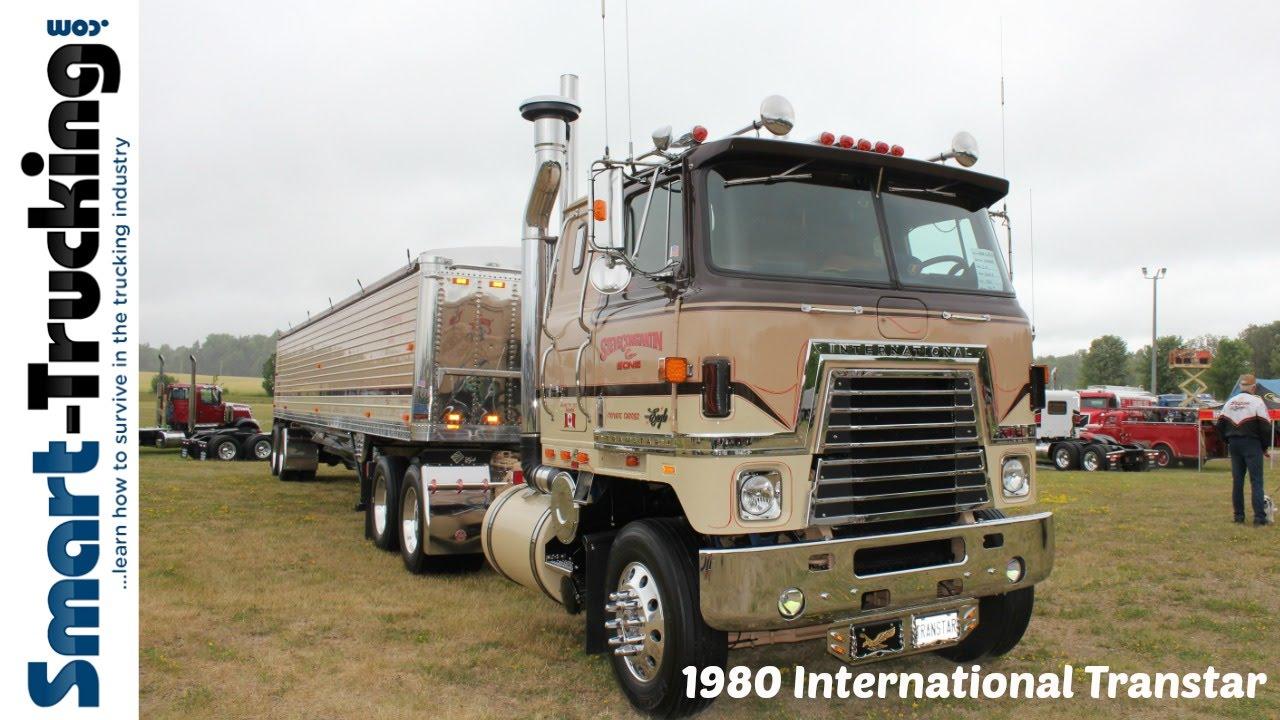 1980 International Transtar Eagle Cabover