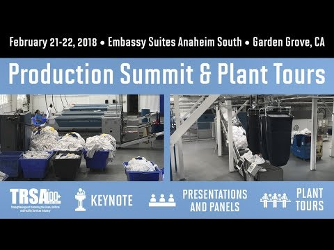 Production Summit & Plant Tours - February 2018