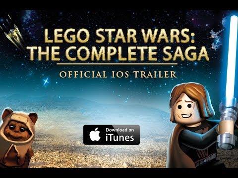 LEGO Star Wars Official iOS Trailer