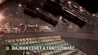 Bajban lehet a Nemzeti Táncszínház 19-07-05