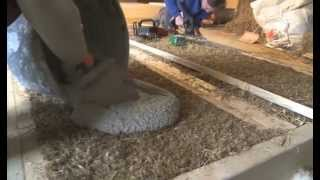 """Trailer """"houses Of Straw 10 Years Later"""" Film About Strawbale Building"""