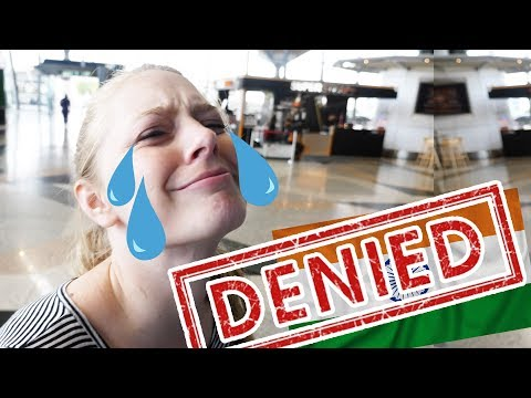 HUGE TRAVEL MISTAKE! We can't Go to INDIA!!