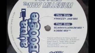 SPEED GARAGE - TOPAZZ - THE NEW MILLENNIUM - (Scaravillenium Mix Cut 1)