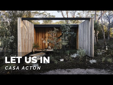 An Architect's Own Tiny Home! 🌳Exclusive House Tour   Sustainable Luxury Timber Cabin in Tasmania