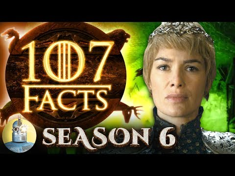 107 Game of Thrones Season 6 Facts YOU Should Know! - Cinematica