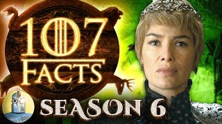 107 Game of Thrones Season 6 Facts YOU Should Know - Cinematica
