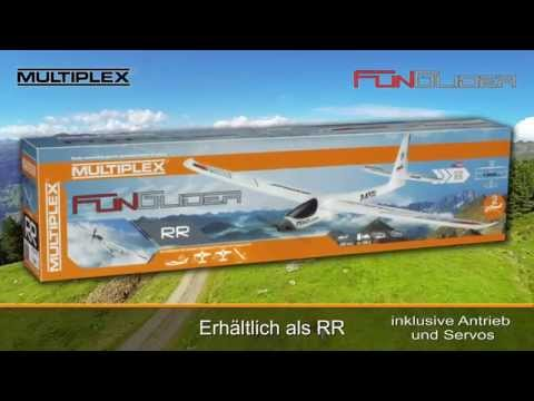 RR FunGlider Multiplex MPX NEU/&OVP