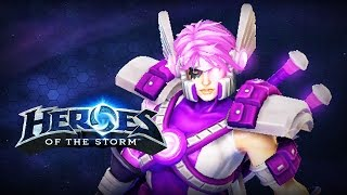 ♥ Heroes of the Storm (Gameplay) - Super Sonya Is Strength (HoTs Quick Match)