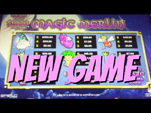 (NEW GAME)Magic Merlin [First Attempt]