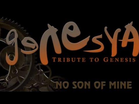 genesya tribute to genesis no son of mine live nice. Black Bedroom Furniture Sets. Home Design Ideas