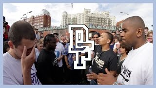 VERB T & JOKER STARR VS TONY D & LOCKSMYTH | Don