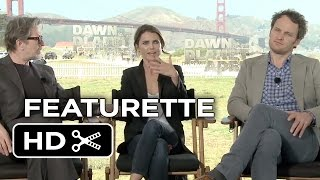 Dawn Of The Planet Of The Apes Featurette - Matt Reeves' Storytelling (2014) - Action Movie HD