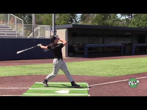 Wilson Weber - PEC - BP - Sam Barlow HS (OR) June 18, 2020