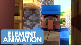 MinecraftShorts: Parcel (Animation)