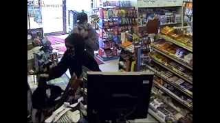 Twin Variety Store Robbery