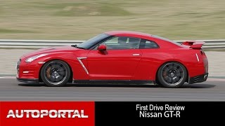 Nissan GTR Test Drive Review - Autoportal