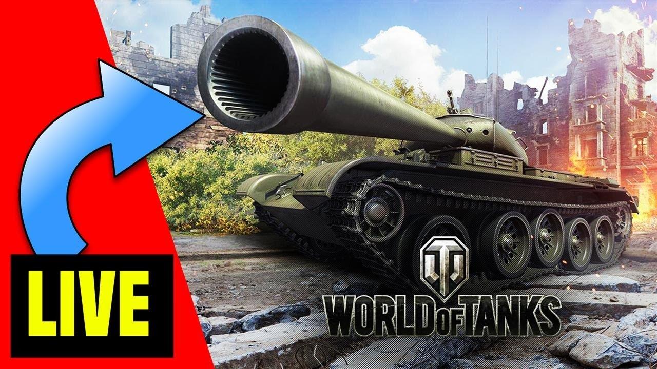 World Of Tanks Live Deutsch | Tagessiege holen