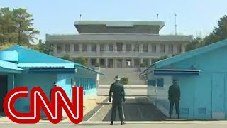 Inside the DMZ; one of the world