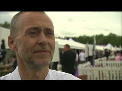 Michel Roux Jr. Interview @ Taste of London 2009