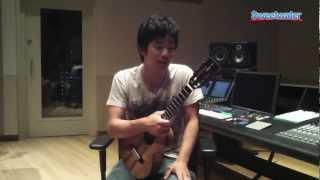 """Jake Shimabukuro """"Island Fever Blues"""" Ukulele Performance - Sweetwater Sound"""