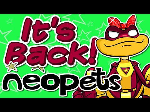 Returning In Style (The Neopets Experience #5)