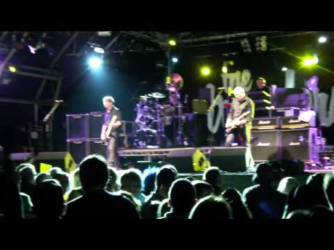 The Stranglers/ No More Heroes/ Wizard Festival 2011