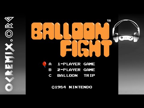 OC ReMix #382: Balloon Fight 'Ska Poppin'' [Game Start, Balloon Trip] by virt (Jake Kaufman)
