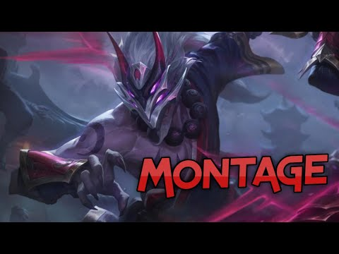 Blood Moon Master Yi Montage - League of Legends