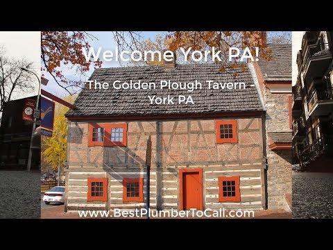 Best Plumbers In York PA -Free Estimates-Call  717-801-1373