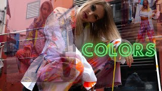 COLORS  *Fashion Film*  Song by Eith Piaf - L'hymne à l'amour