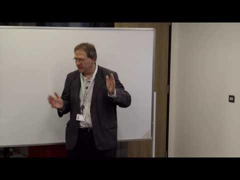 Doctoral Masterclass: Tools for Big Data - Dr Richard Gibbens, University of Cambridge