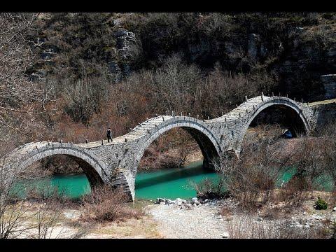Arachova- Parnassos -Zagori-Zagorochoria-waterfall