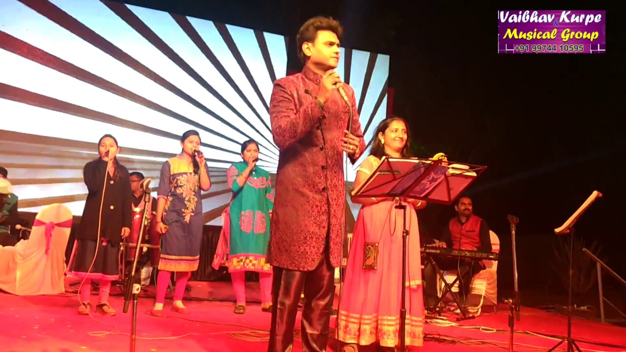 Wedding Raas Garba Orchestra By Vaibhav Kurpe Group Vadodara 91 9974410595