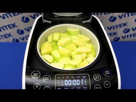 Как приготовить кабачки в мультиварке на пару