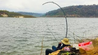 Fishing catch journey of anglers