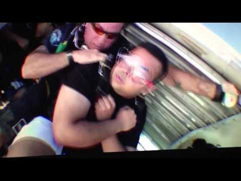 Trailer - Skydiving over Hawaii from 15,000 feet