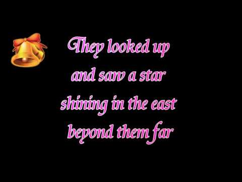 The first noel lyrics - Christmas song instrumental music - violin and guitar - karaoke