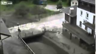 Гигантский селевой поток