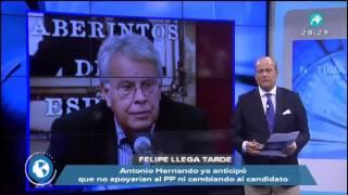 """Eduardo García Serrano: """"Sánchez dice no al abuelito socialista"""""""